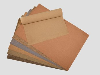 Rubber Cork Gasket, Cork Rubber Material, Soft Gasket