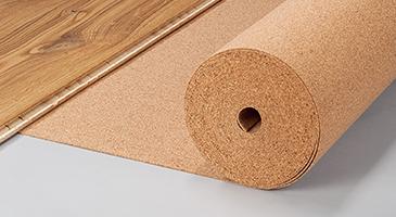 Cork Rubber Underlayment